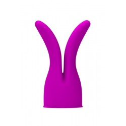 Darren Embout Purple pour Body Wand